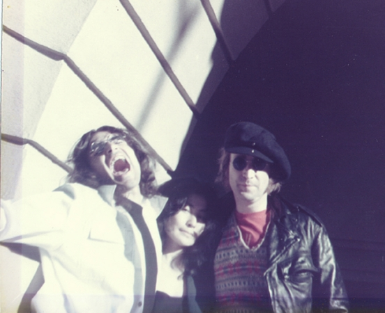 David Peel - Yoko Ono - John Lennon